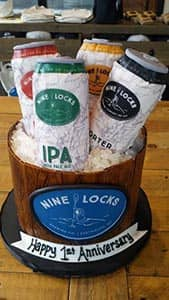 Nine Locks Brewing Company